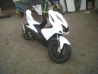 Avatar du MBK Nitro Black And White