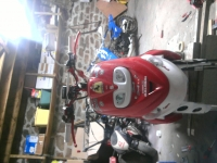 Gilera Stalker Red Racer (perso-20720-4695917b)