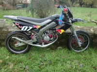 Derbi Senda SM DRD Racing Full Red-bull (perso-20787-7323b845)