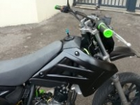 Sherco HRD 50 SM Sonic Black And Green (perso-20813-699649d6)