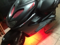 MBK Nitro Naked Black & Red (perso-20816-e9597501)