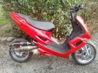 Peugeot Speedfight 2 Speedy 2 Red And Black (perso-20825-9f6472a7)