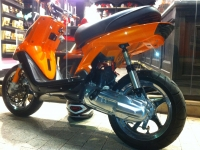 MBK Booster Naked BCD Orange (perso-20876-2d248506)