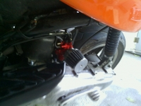 MBK Booster Rocket Orange And Black (perso-20939-ab3ae88b)