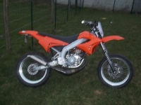 Derbi Senda R X-Race Orange Ktm (perso-20951-22fe44da)