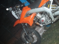 Derbi Senda R X-Race Orange Ktm (perso-20951-81899ac4)