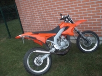 Derbi Senda R X-Race Orange Ktm (perso-20951-85ae2ca9)