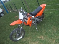 Derbi Senda R X-Race Orange Ktm (perso-20951-e45bc477)