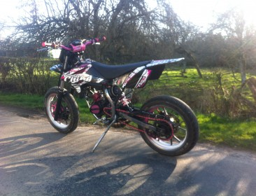 Beta RR 50 SM Pink Eclipse (perso-20956-7f9efadd)