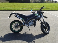 Avatar du Gilera SMT 50 Monster Energy