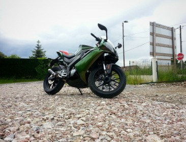 Derbi GPR 50 Racing GPR HardGreen By DPX (perso-21100-2420160e)