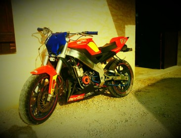 Avatar du Aprilia RS 50 Streetfight Star