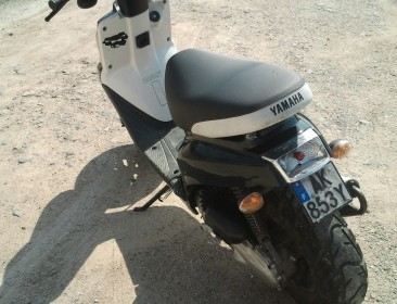Yamaha Bw's Original Bw's 71 (perso-21132-d1fe9895)