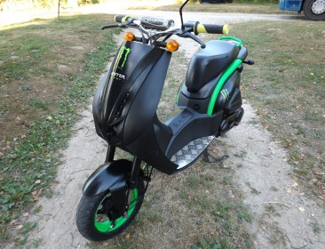 Peugeot Ludix One Monster Energy Furous (perso-21208-3217278f)