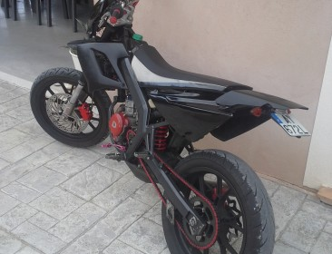 Derbi Senda SM DRD Evo Limited Edition Fighter (perso-21295-dcb5f829)