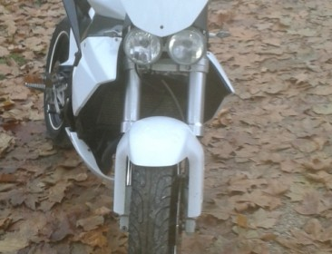 Derbi GPR 50 Nude The Monster (perso-21312-9eafcc5d)