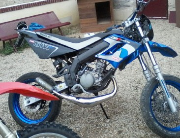 Avatar du Derbi Senda SM DRD Racing Speed Flavor