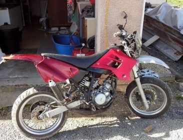 Avatar du Sherco HRD 50 SM Sonic Red Top 85