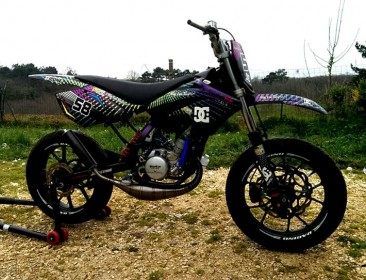 Avatar du Beta RR 50 SM Racing Track 10