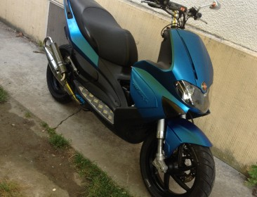 Avatar du Gilera Runner 50 SP Blue Lagoon