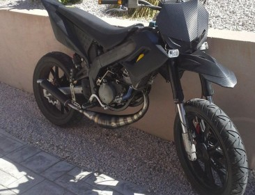 Derbi Senda SM DRD Evo Limited Edition Full Carbone (perso-21537-e6b30350)