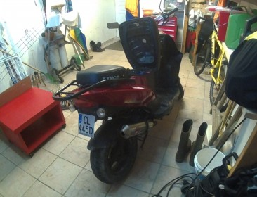 Kymco Agility 50 MMC 12'' Speed 4t (perso-21559-dd6d5eb8)
