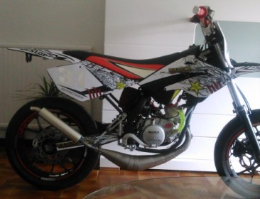 Avatar du Beta RR 50 SM Racing Track Rockstar