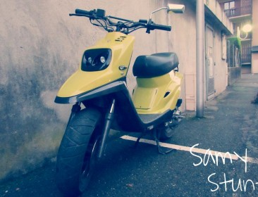 Avatar du MBK Booster Spirit Yellow&Black 70cc