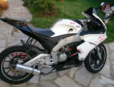 Avatar du Aprilia RS4 50 Rs4 MHR Team