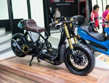 Honda Zoomer 50 Zoomer Cafe Racer (perso-21814-0925fecb)