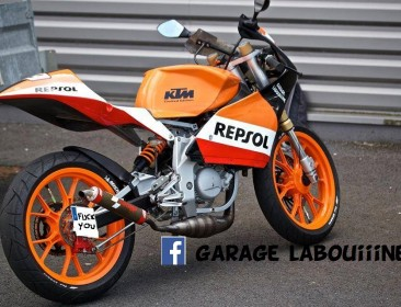 Derbi GPR 50 Racing Repsol Replica (perso-21836-e0cea508)