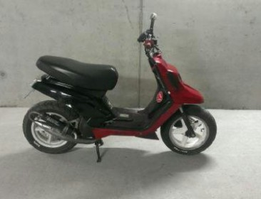 MBK Booster Spirit Booster Red And Black (perso-21910-08874962)