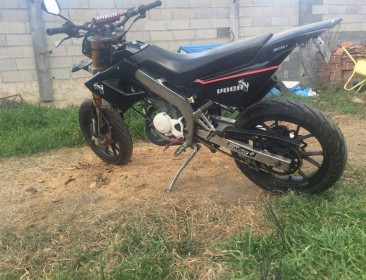 Derbi Senda SM DRD Racing Limited 70 Red & Black (perso-21925-c66be86c)