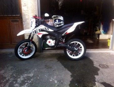 Avatar du Derbi Senda SM DRD X-Treme Whitepower
