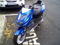 Avatar du Yamaha Aerox R Blue scoot
