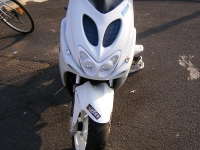 Avatar du MBK Nitro White Machine