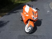 Avatar du MBK Nitro OrAnge And White