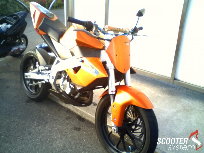 2008 Derbi GPR 50 Nude - Moto.ZombDrive.COM