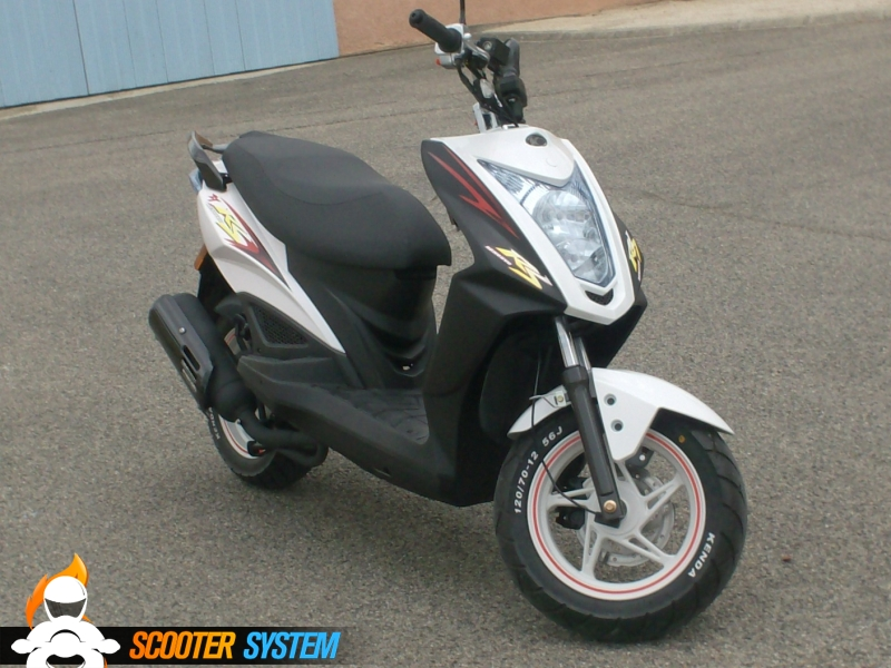Scooter Nouveau Agility 50 Naked Renouvo MOTORS 54 occasion