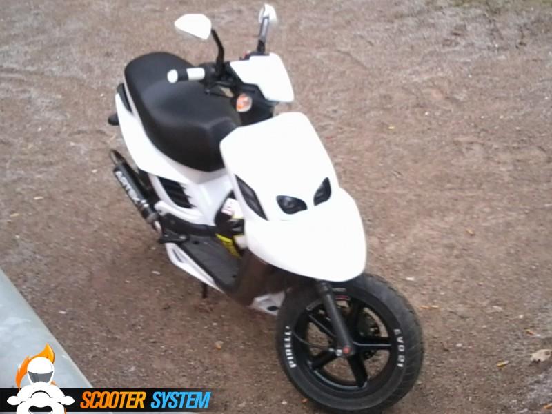 MBK Booster Spirit 12 Naked Bcd Rx