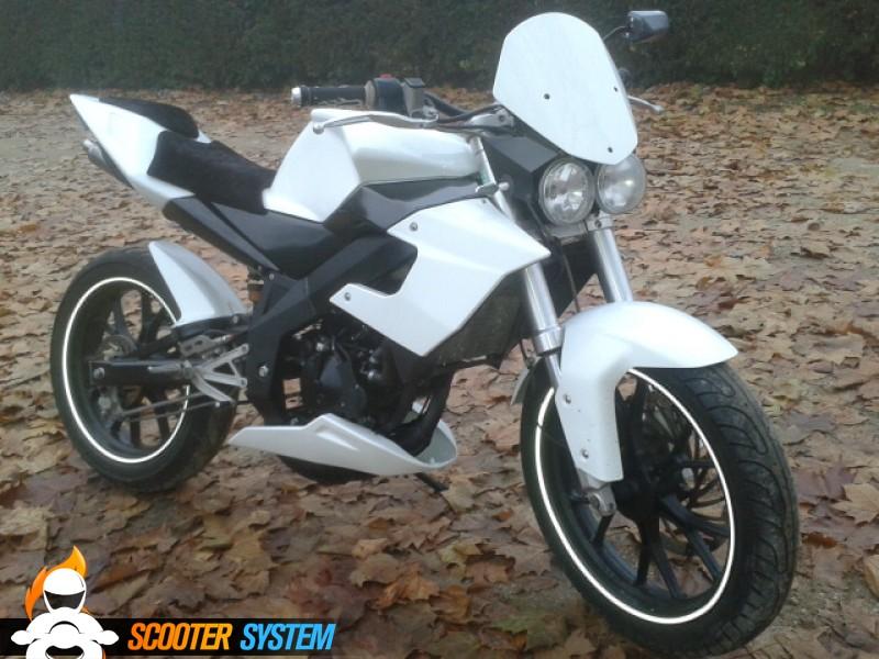 Derbi Derbi GPR Nude 50 - Moto.ZombDrive.COM