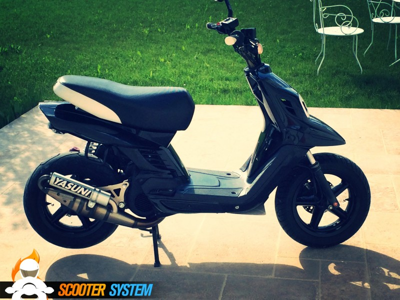 MBK Booster Spirit 12 Naked Bcd RX Stage6