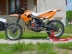 Derbi Senda SM DRD X-Treme Orange And White`