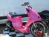 Piaggio NRG MC2 Hello Kitty Style