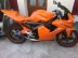 Yamaha TZR 50 Orange And Black