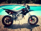 Derbi Senda SM DRD Racing Black And Red