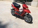 MBK Booster Spirit 2004 Bcd Rx Red