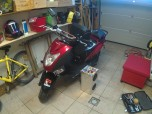 Kymco Agility 50 MMC 12'' Speed 4t