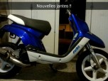 Yamaha Bw's Original 12 pouces Blue And White
