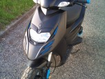 Piaggio New Typhoon 50 Black